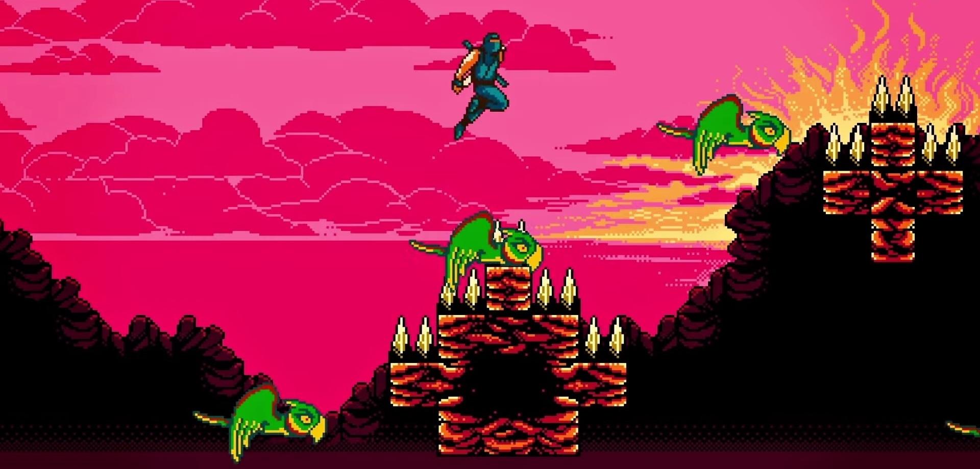 Prepare yourself for a tropical ninja getaway with The Messenger: Picnic Panic's launch trailer screenshot