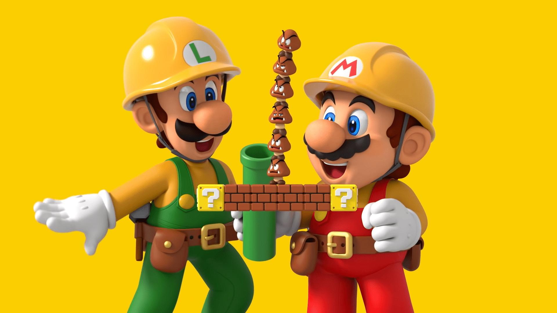 Review: Super Mario Maker 2 screenshot