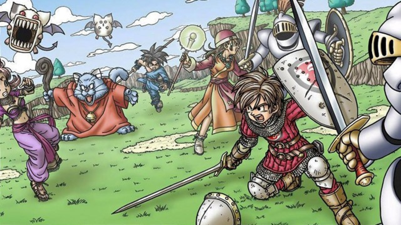 Square Enix muses on the idea of bringing back Dragon Quest IX, possibly on Switch screenshot