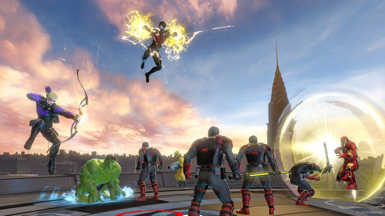 Marvel Ultimate Alliance 3 goes the Black Ops 4 DLC route ...