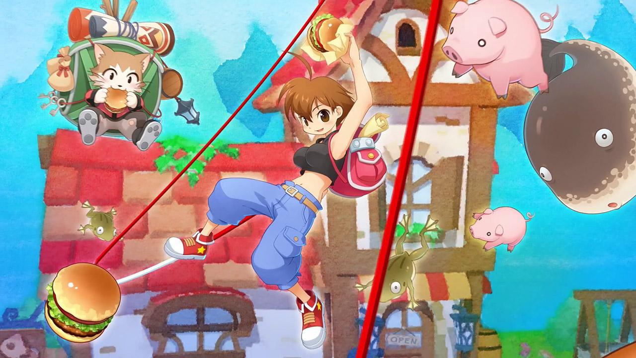Review: Umihara Kawase Fresh! screenshot