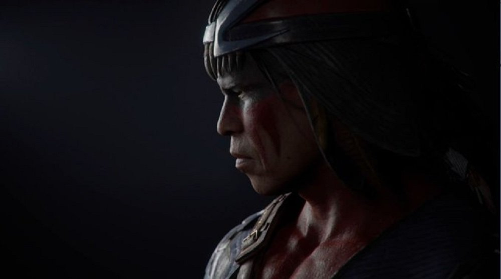 Bark at the Moon: Our first look at Nightwolf in Mortal Kombat 11 screenshot