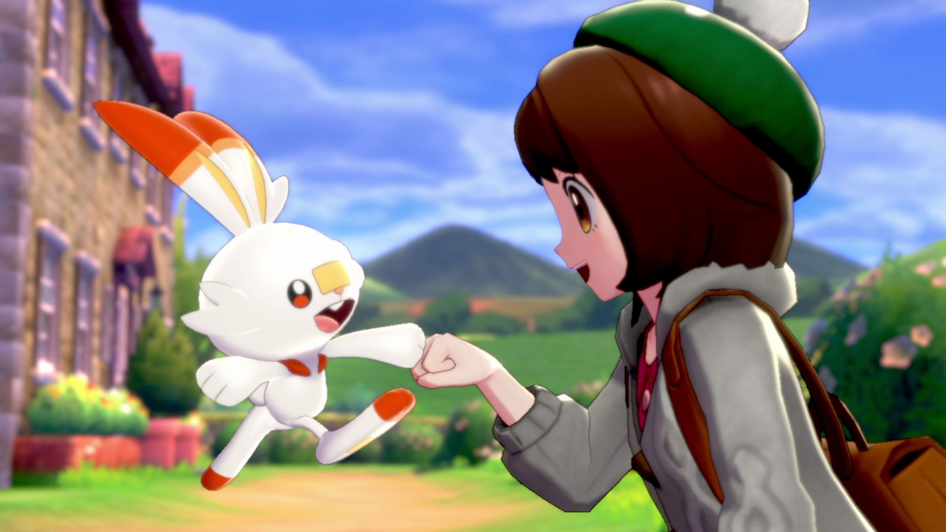 Game Freak says it's not re-using 3DS assets for Pokemon Sword & Shield screenshot