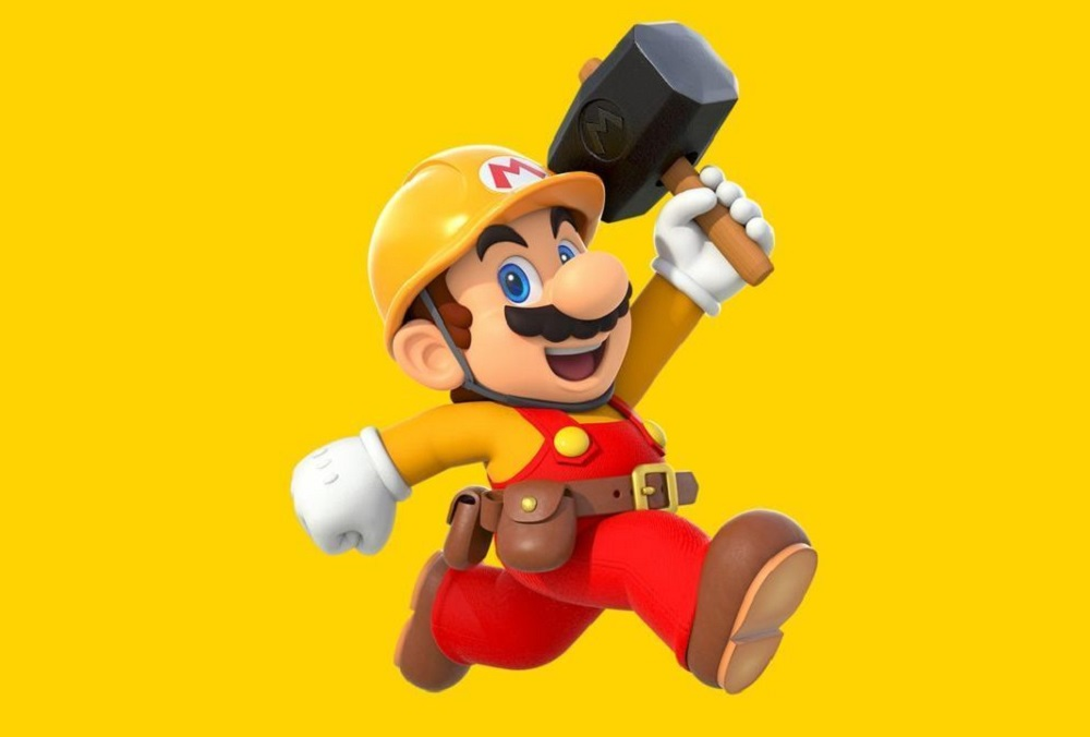 Super Mario Maker 2 holds on to top spot of the UK Charts screenshot