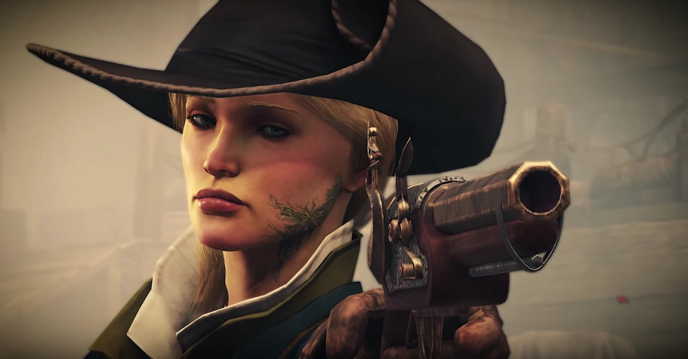 Brave the new frontier and its dangers in Focus' upcoming adventure GreedFall screenshot