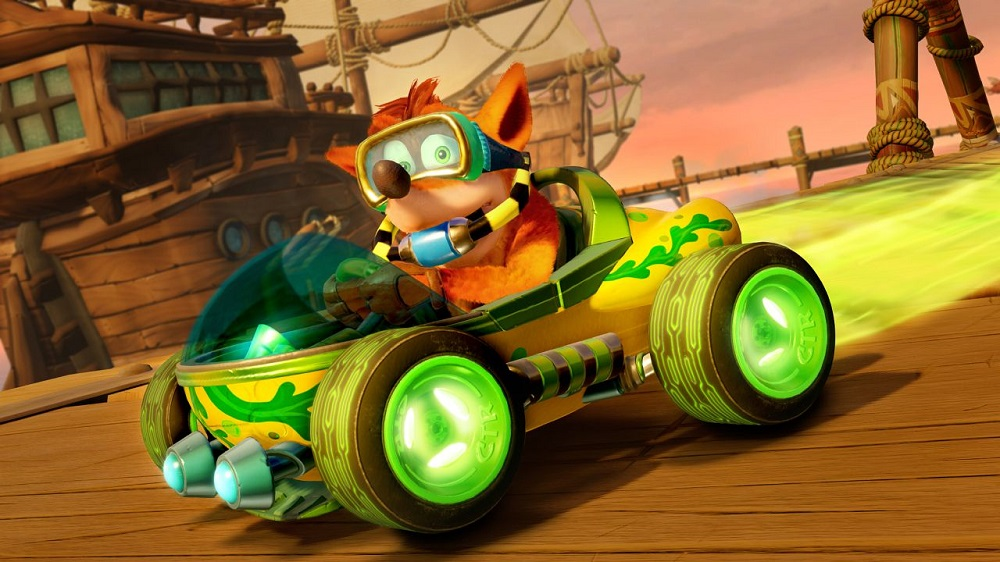 New update hoping to hit the gas on Crash Team Racing's Switch load times screenshot