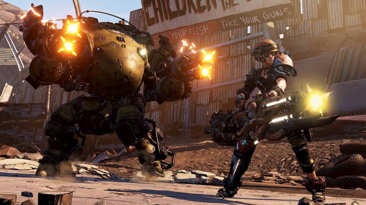 Gearbox and Borderlands 3 will be celebrating togetherness tomorrow morning screenshot