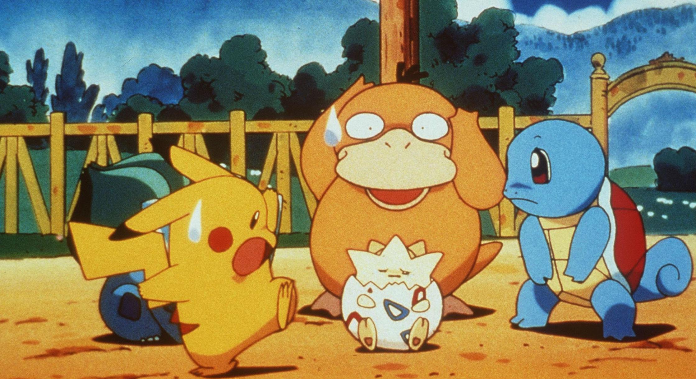 One very good Pokemon Funko and one very bad Pokemon Funko