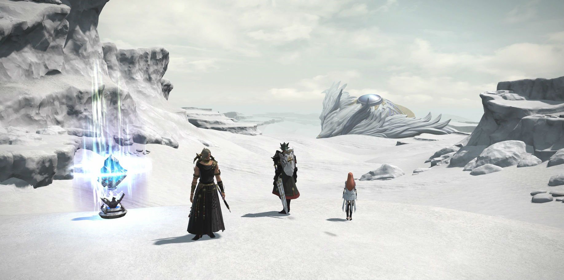 Final Fantasy XIV's new Eden raid is out today, here's how to unlock it screenshot