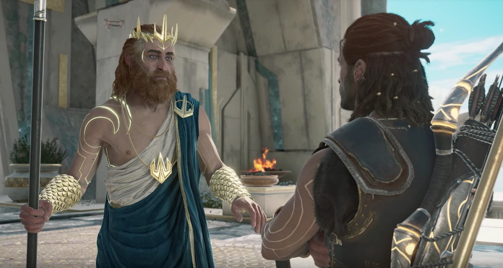 Assassin's Creed Odyssey releases its final DLC episode, Judgment of Atlantis screenshot