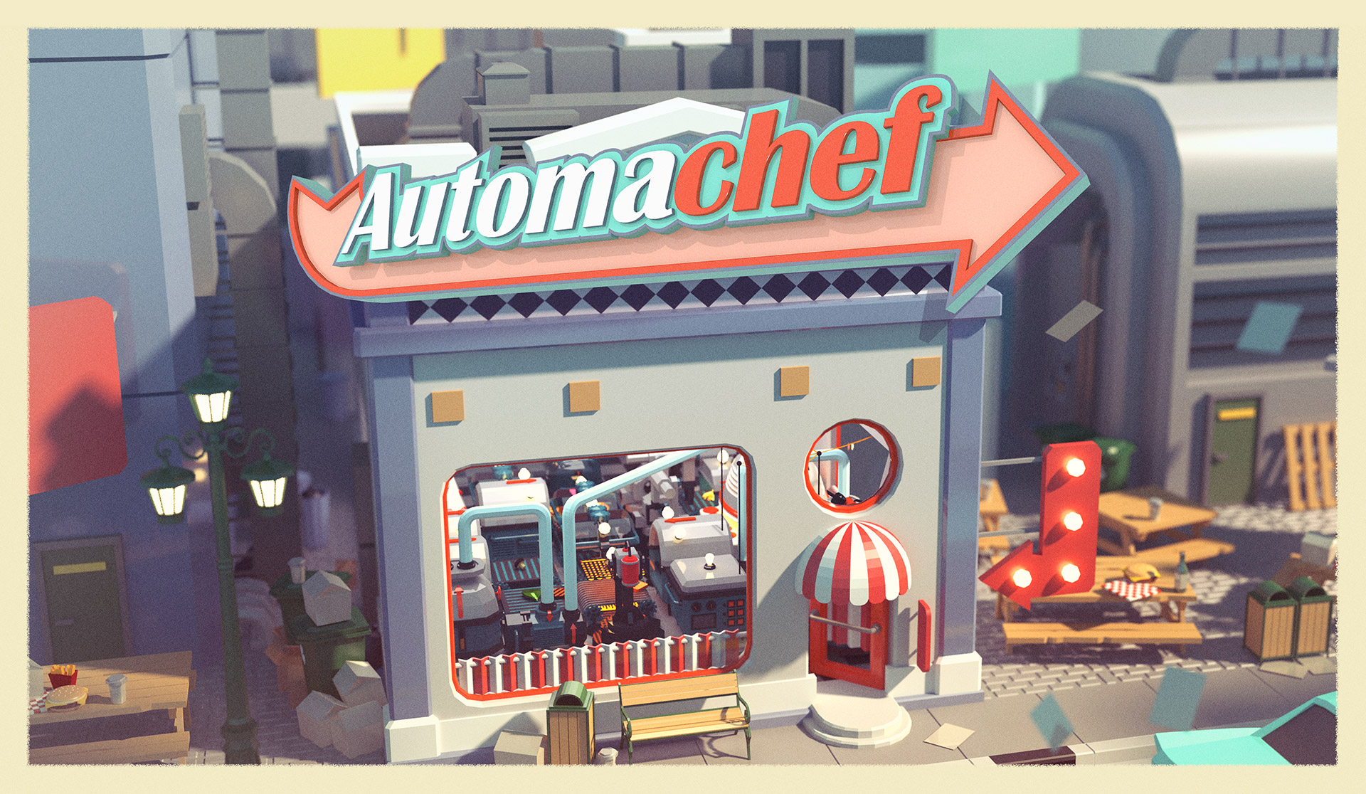 Review: Automachef screenshot