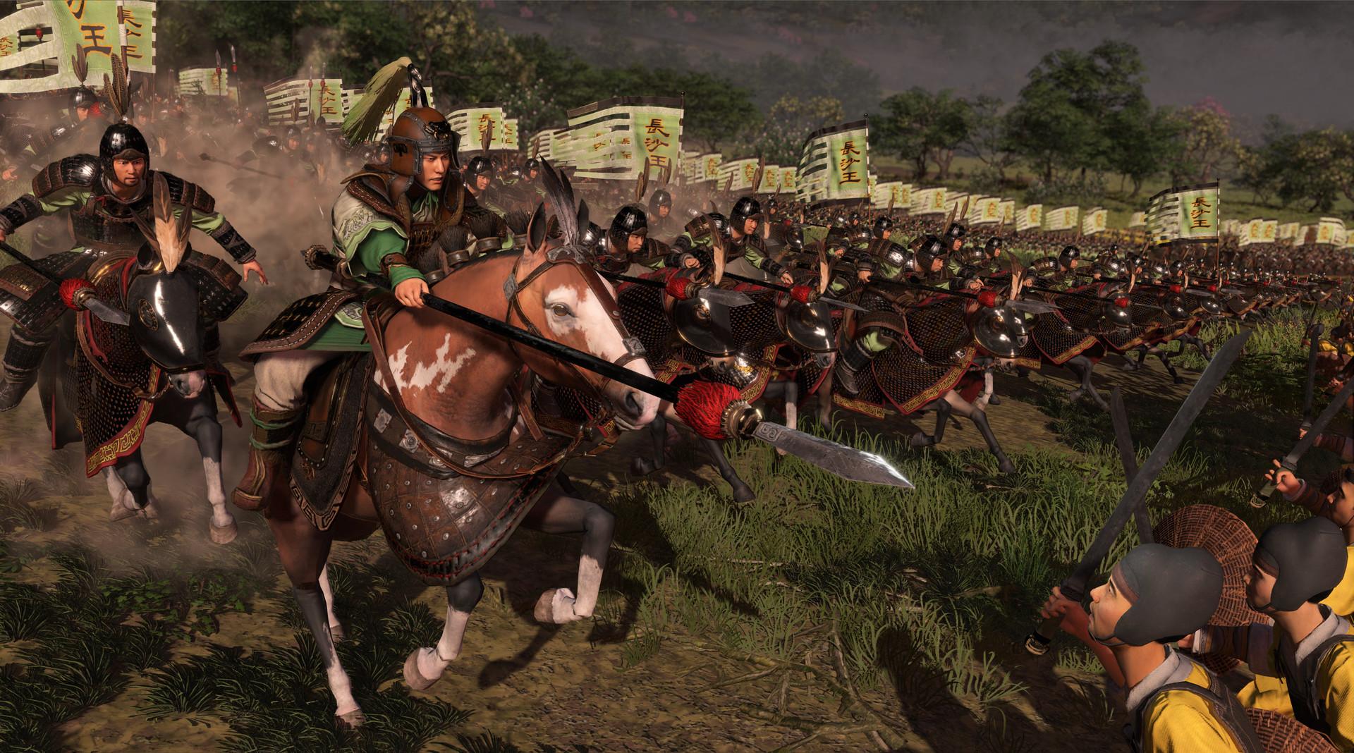 Total War: Three Kingdoms' first DLC pack tackles the Eight Princes screenshot