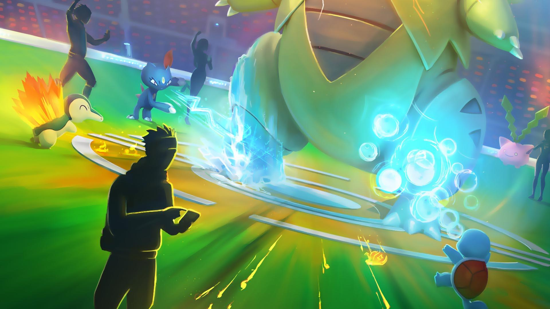 Pokemon Go's trainer battles are getting an overhaul screenshot