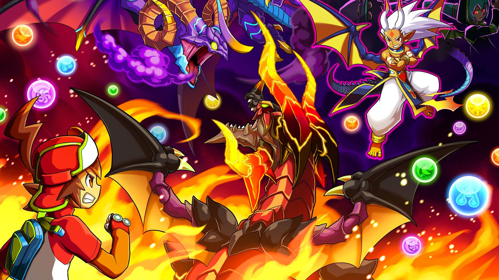Puzzles & Dragons Gold brings the mobile puzzler to Switch this year screenshot