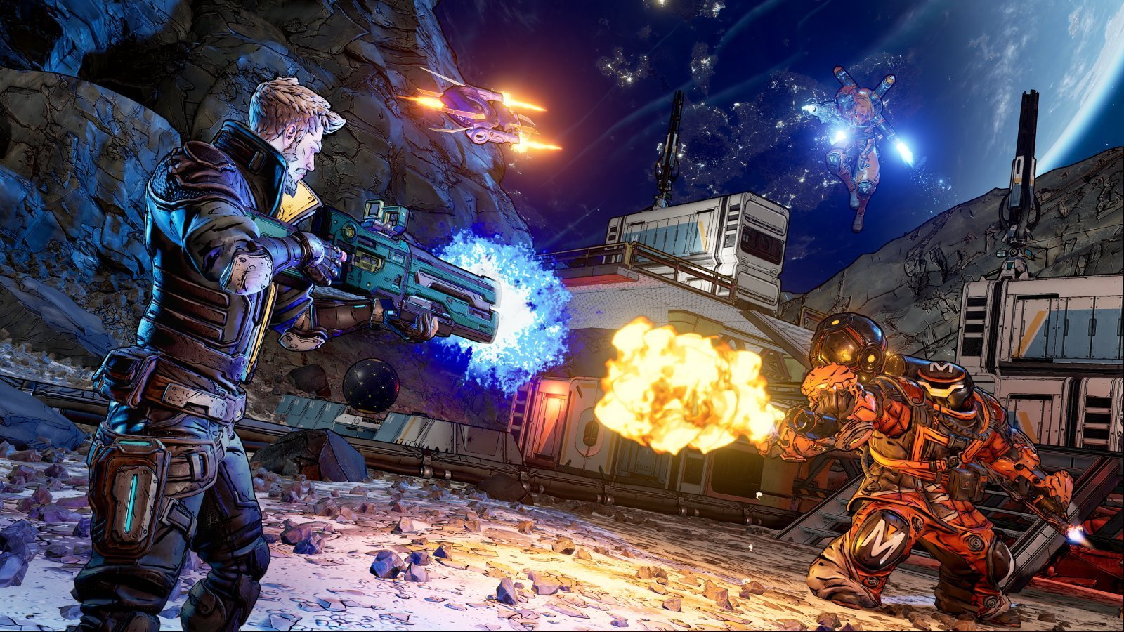 Borderlands 3 rules out cross-play being ready by launch screenshot
