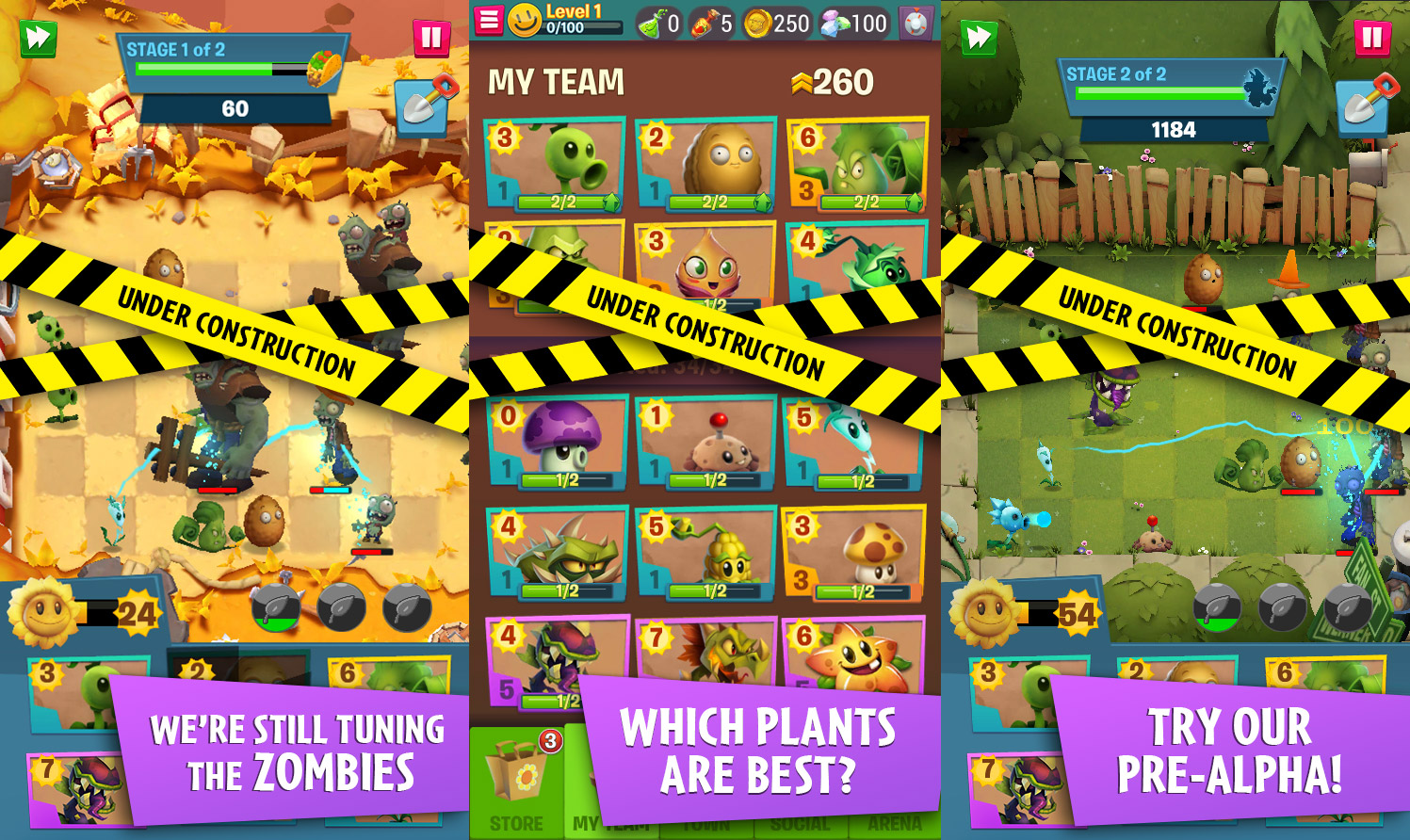 Image result for plants vs zombies 3