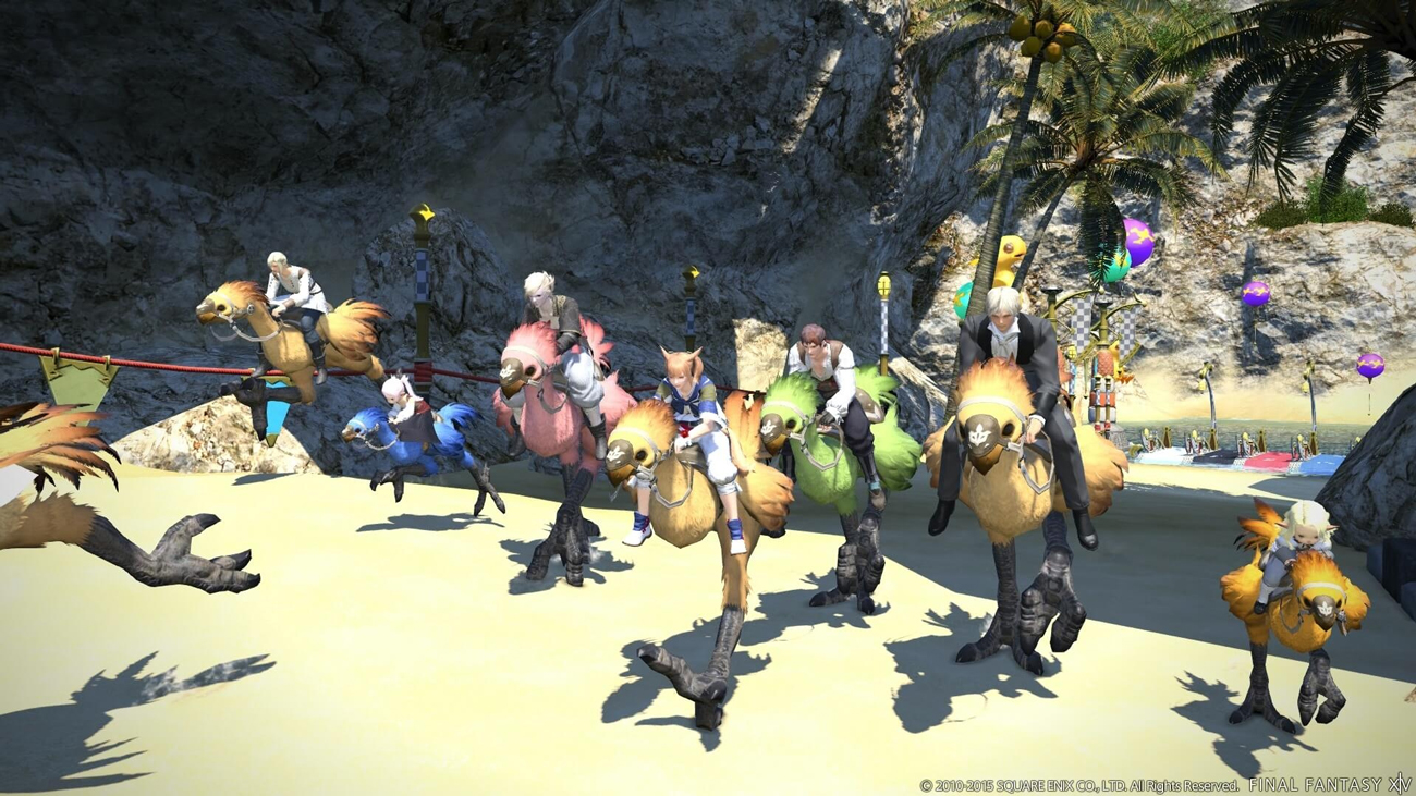 New to Final Fantasy XIV? We asked two veterans for tips for new players