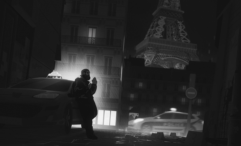 Can you unmask a killer in noir mystery Night Call? screenshot