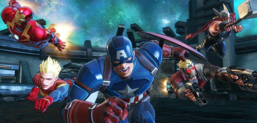 Nintendo Download: Marvel Ultimate Alliance 3