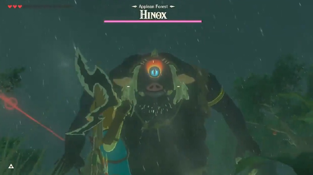 Sometimes, even the best-laid Zelda: Breath of the Wild plains go awry