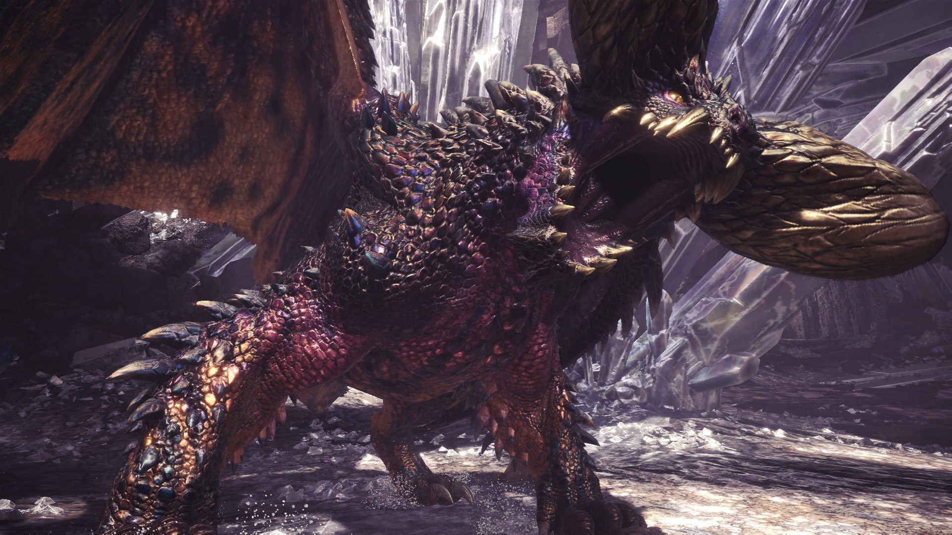 Capcom took a very physical approach to crafting Monster Hunter World: Iceborne's sound effects screenshot