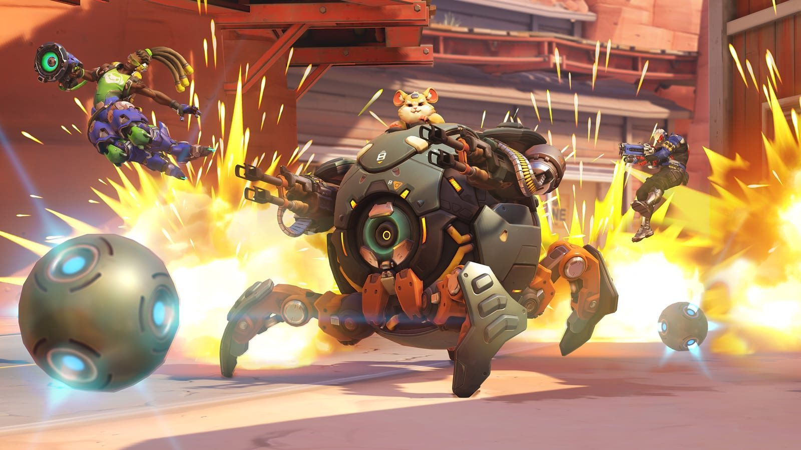 Overwatch has a new way to cut down on fights over team composition