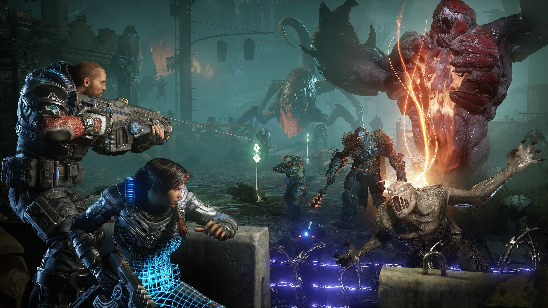 Gears 5's new mode turns kills into currency