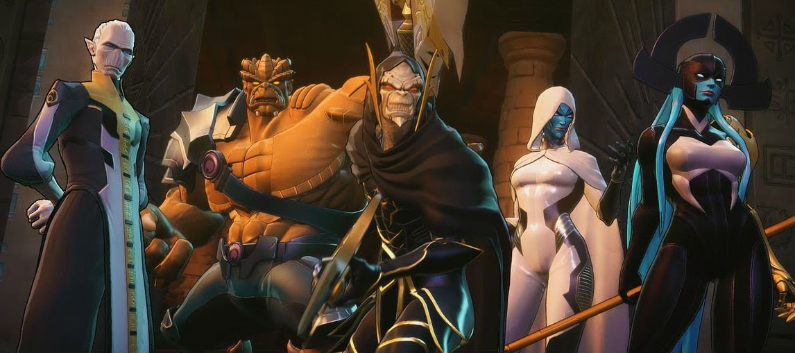 Marvel: Ultimate Alliance 3 datamining efforts reveal four more playable characters screenshot