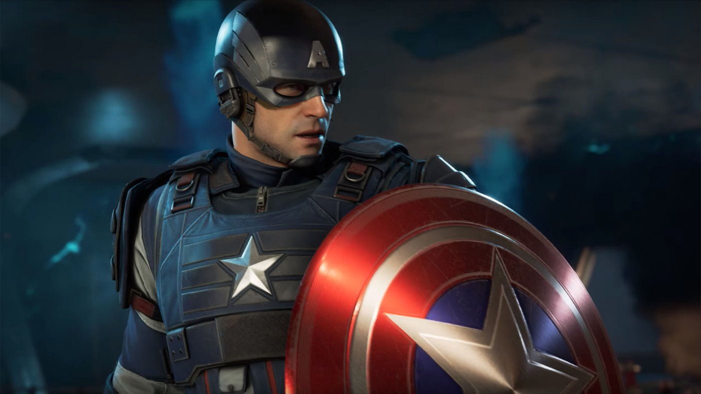 Footage of Marvel's Avengers leaks from San Diego Comic-Con screenshot