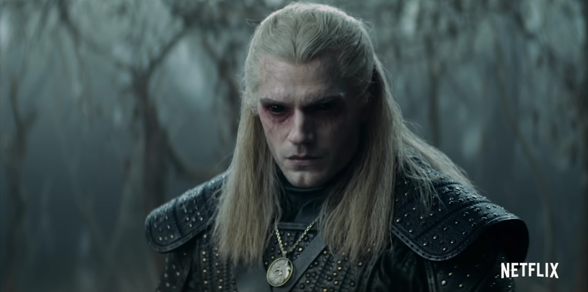 Here's our first look at Netflix's The Witcher in motion screenshot