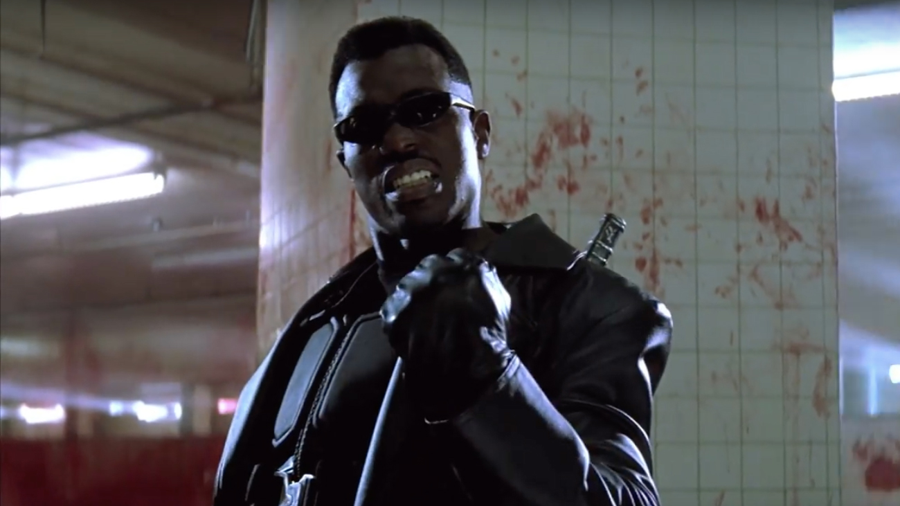 Wesley Snipes is not too old to play Blade screenshot