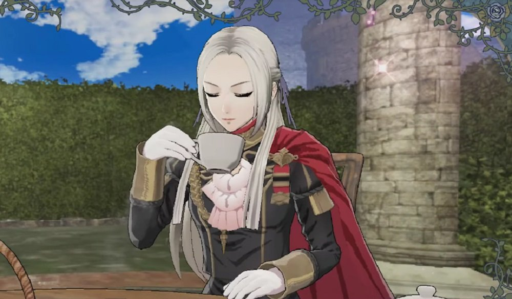 Which class will you lead to glory in Fire Emblem: Three Houses? screenshot