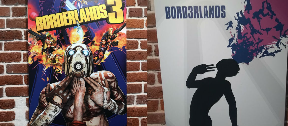 Borderlands 3 has alternate cover art and a few prints are pretty dope screenshot
