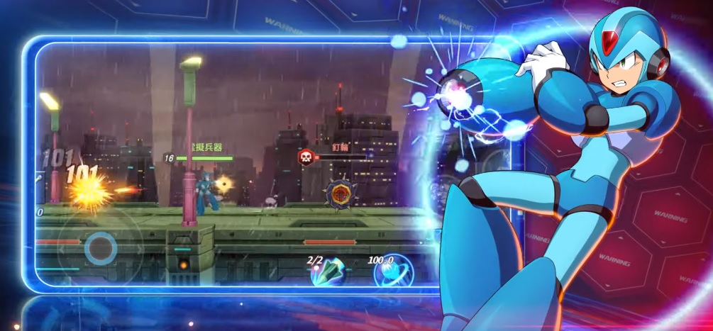 Capcom announces new Mega Man X mobile project, DiVE