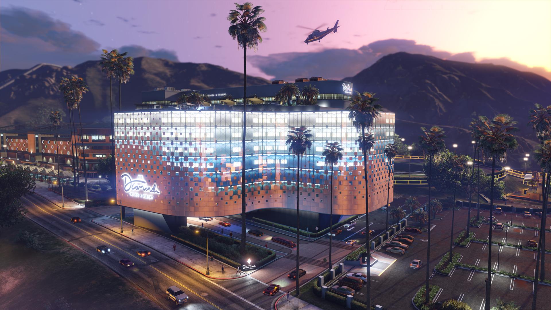 GTA Online's long-awaited casino opens this week screenshot
