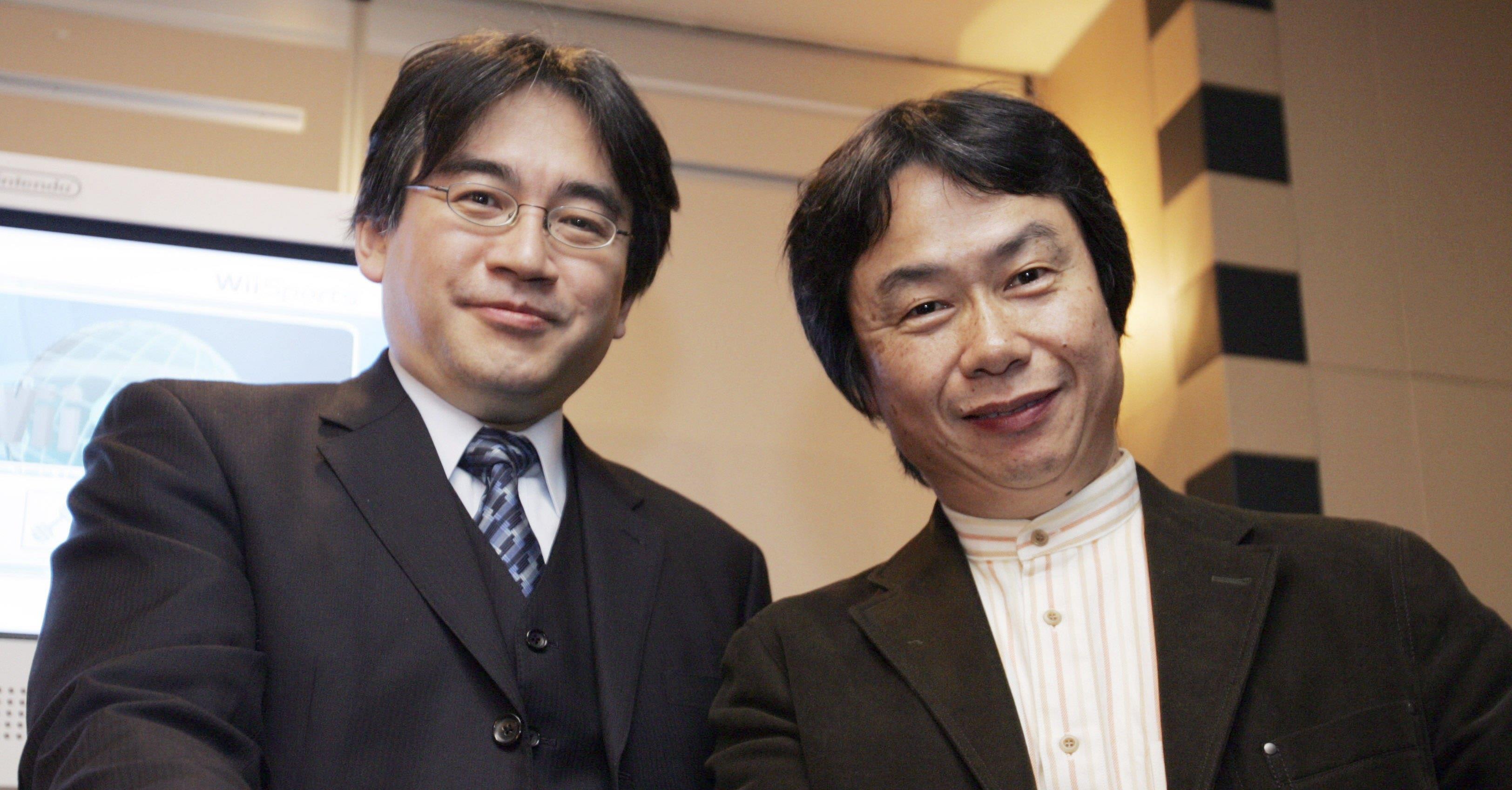 Shigeru Miyamoto reflects on his relationship with Satoru Iwata screenshot