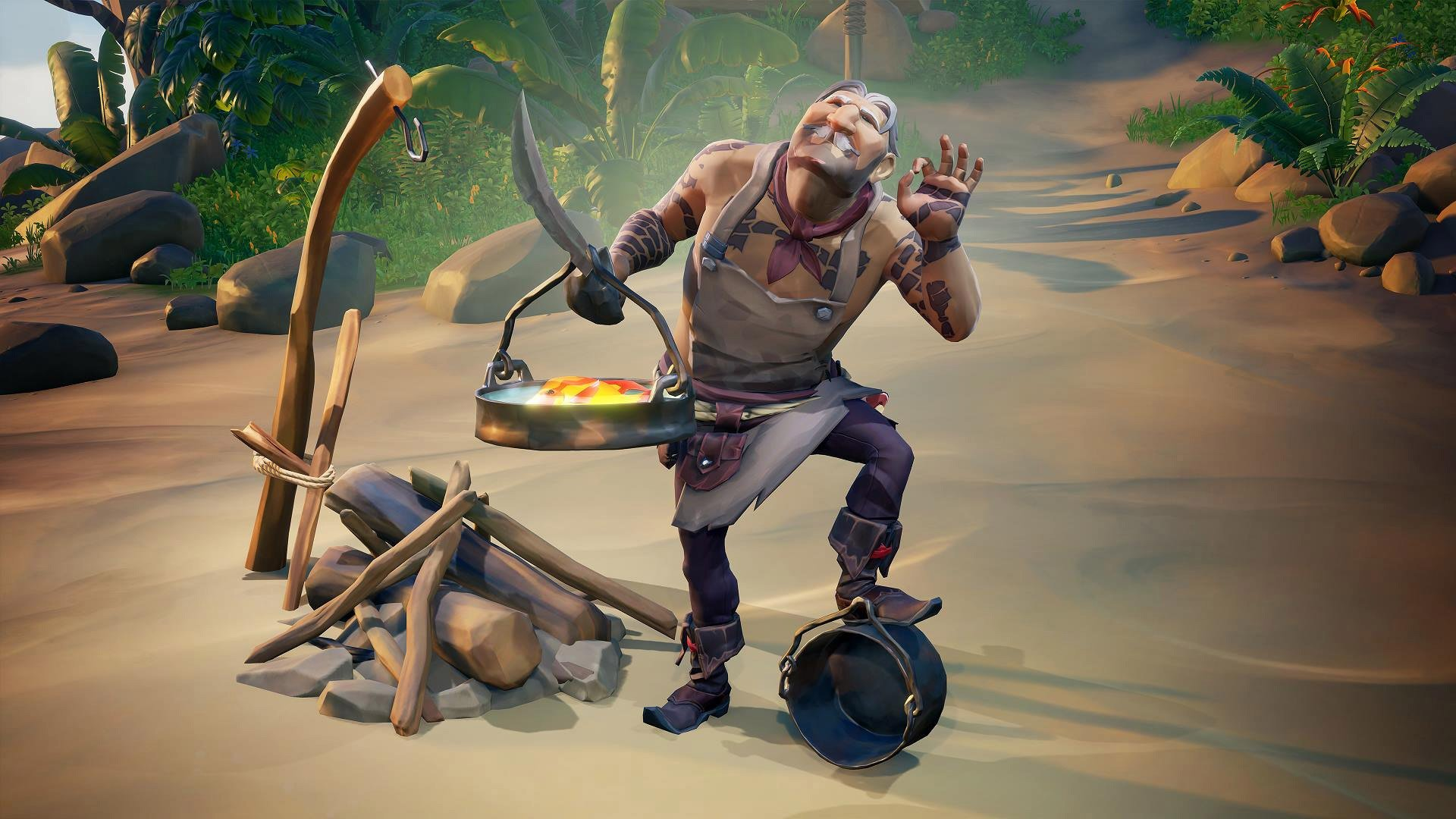 Sea of Thieves pets are coming soon, so start saving screenshot