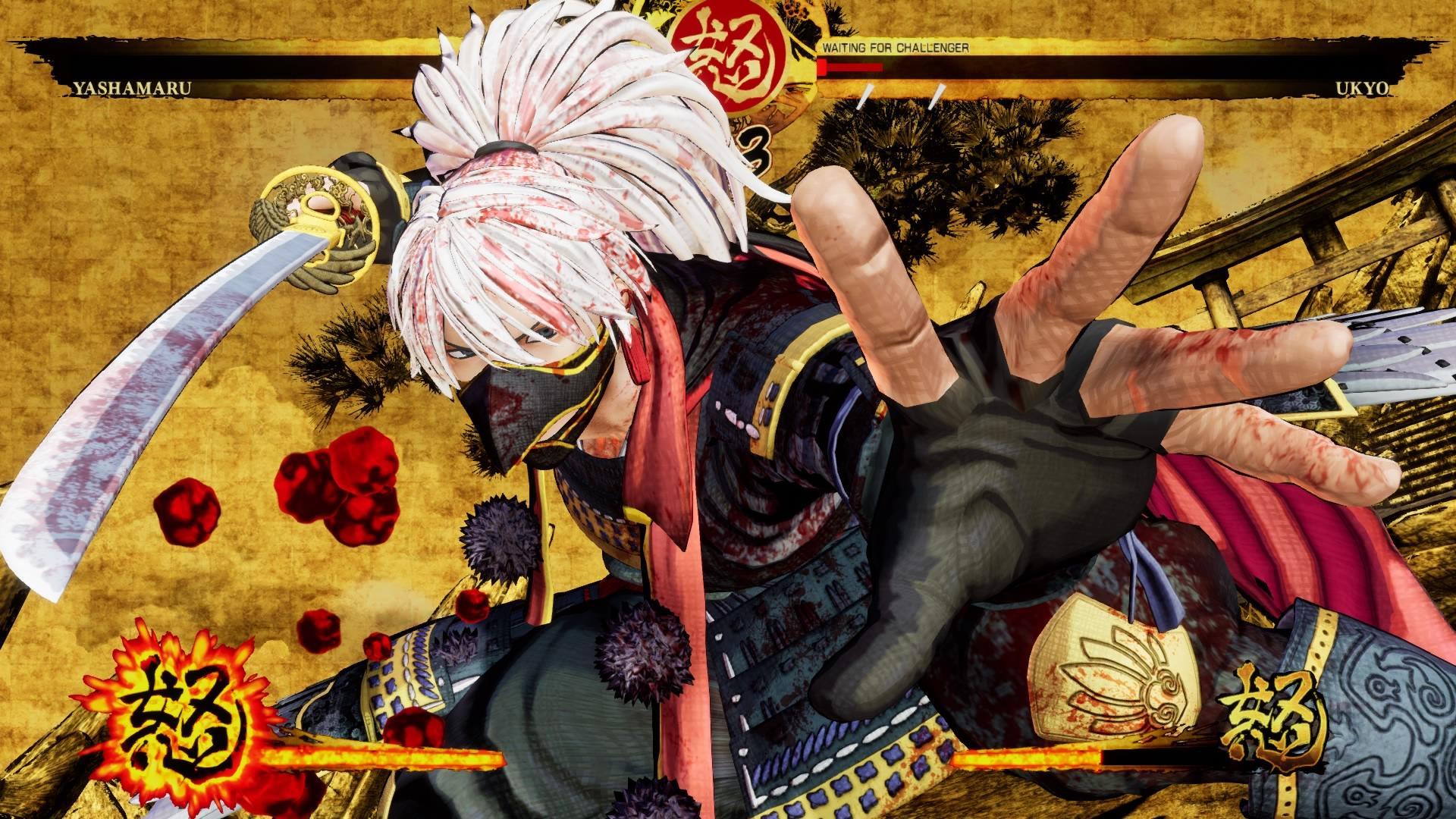 How are you liking Samurai Shodown? screenshot