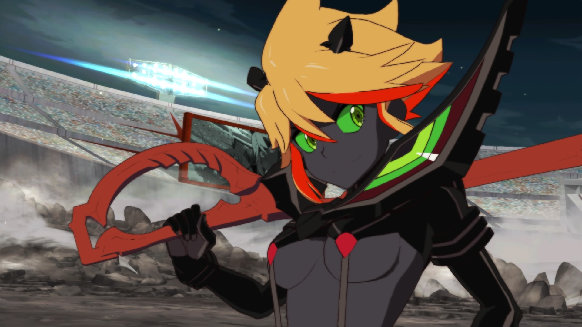 Kill la Kill: IF review