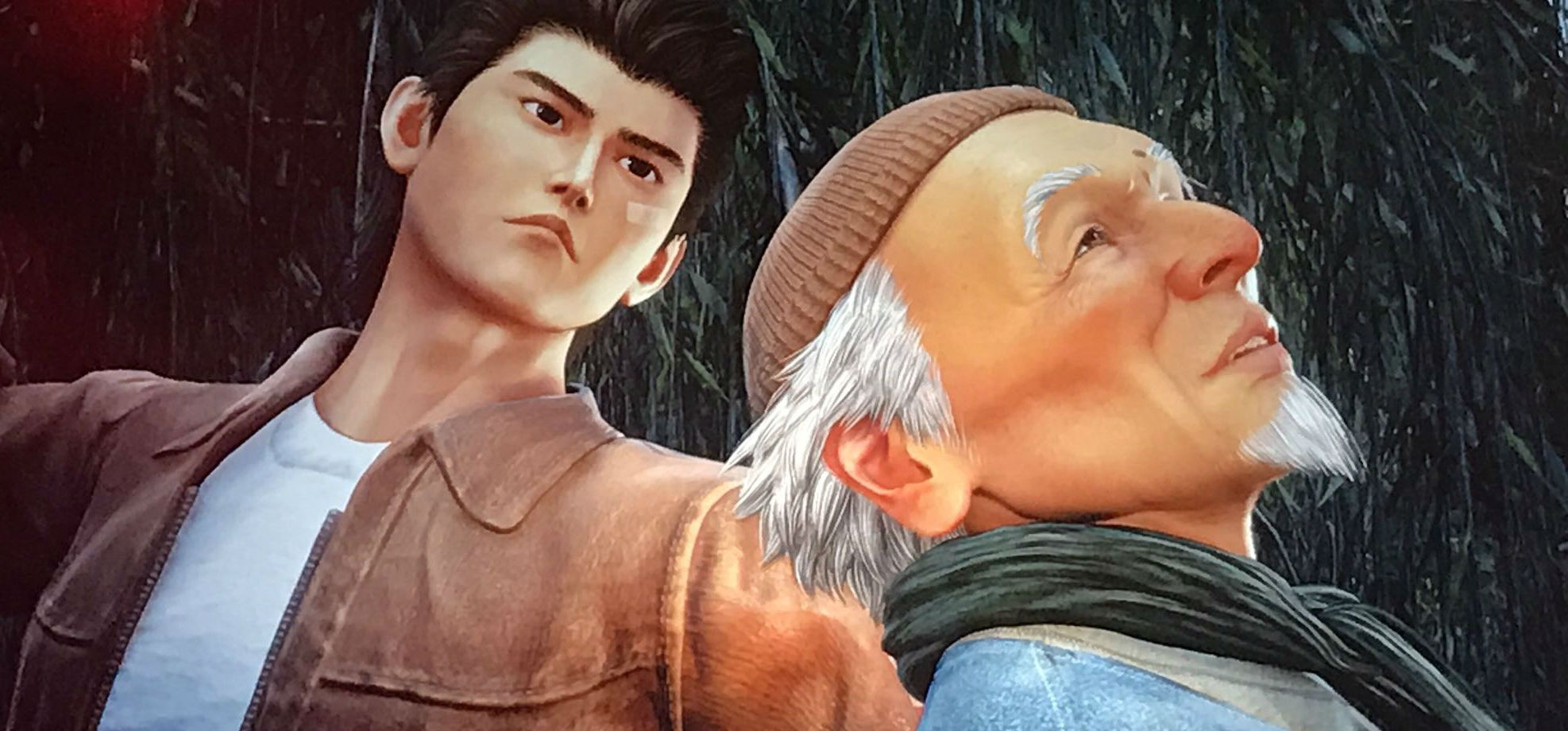 Here's what it'll take to run Shenmue III on PC, besides the Epic Games Store