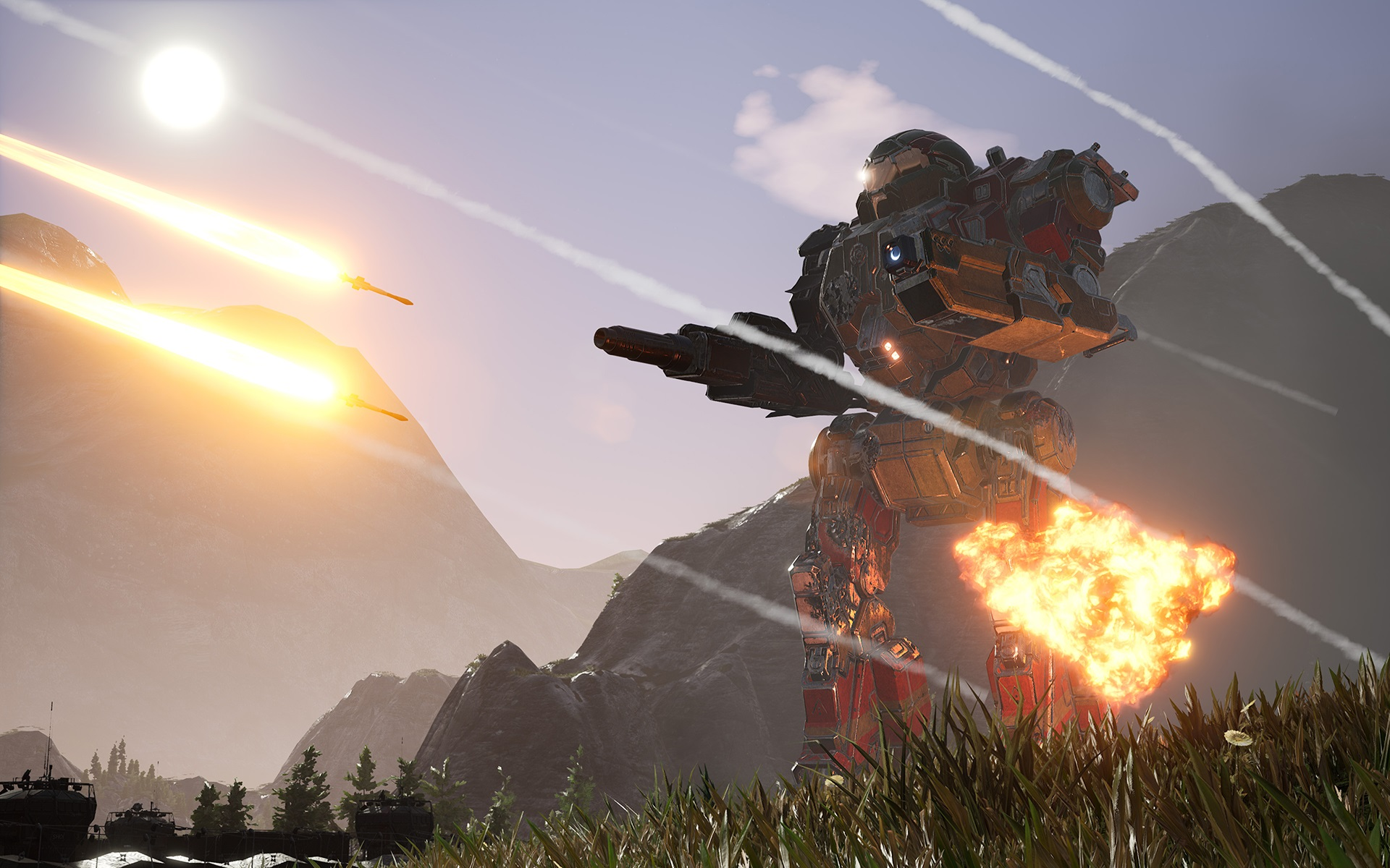 MechWarrior 5 suffers a delay, set for December 2019 launch on Epic Games Store screenshot
