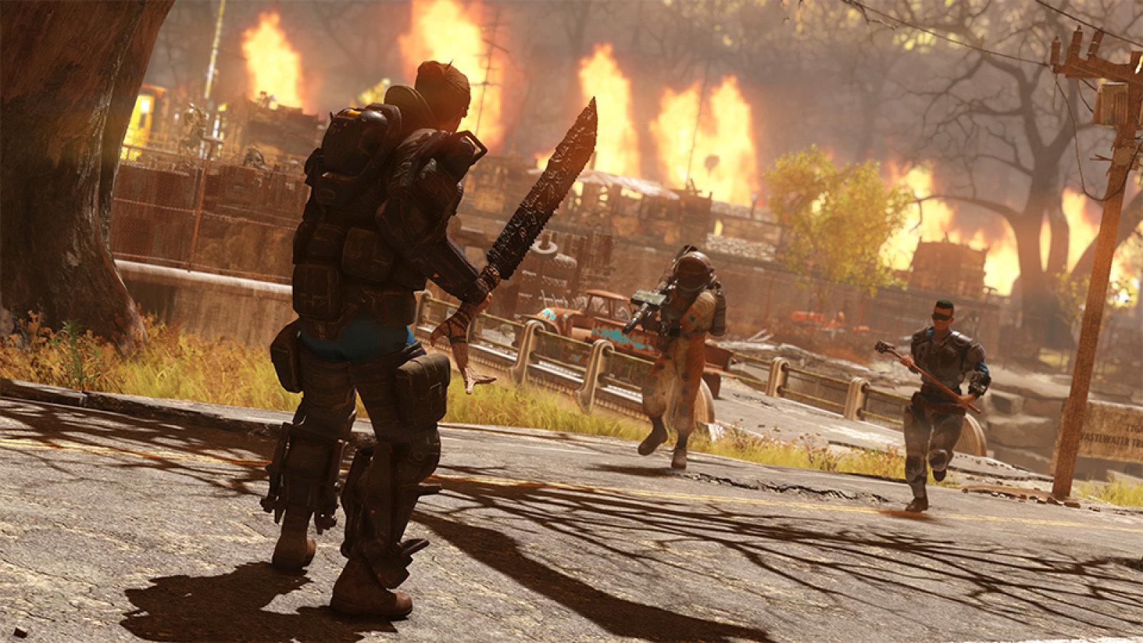 Bethesda announces new Fallout 76 raid at QuakeCon, reminds us that NPCs are coming in November screenshot