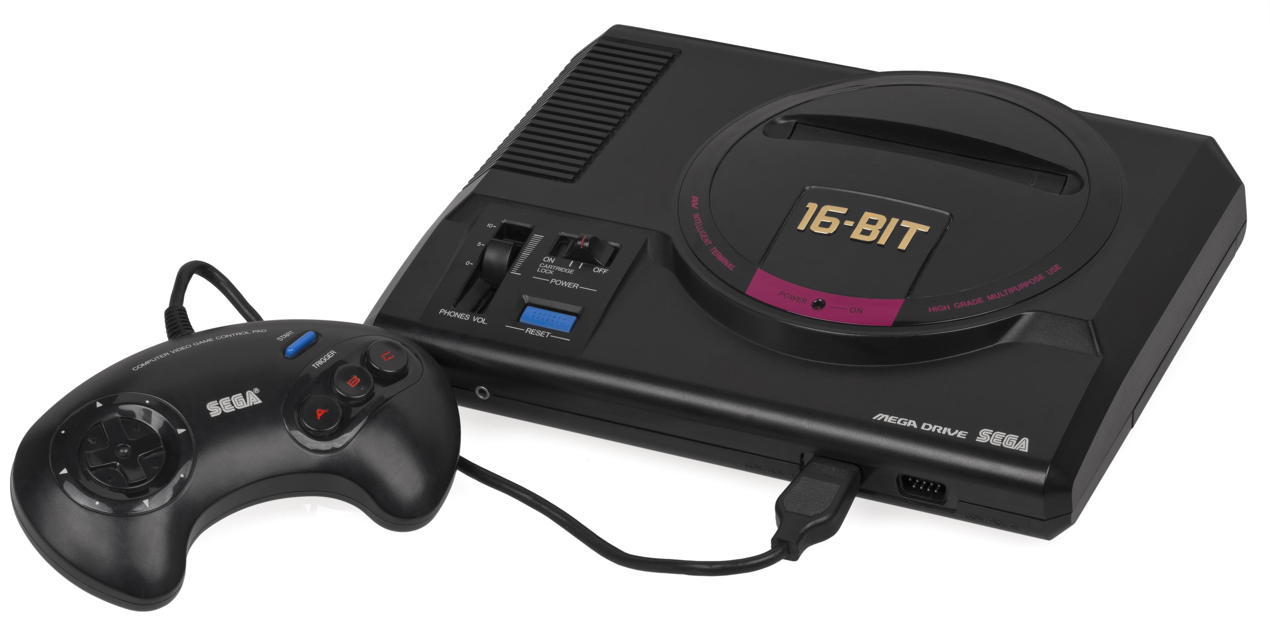 The Genesis/Mega Drive Mini has been delayed in Europe screenshot