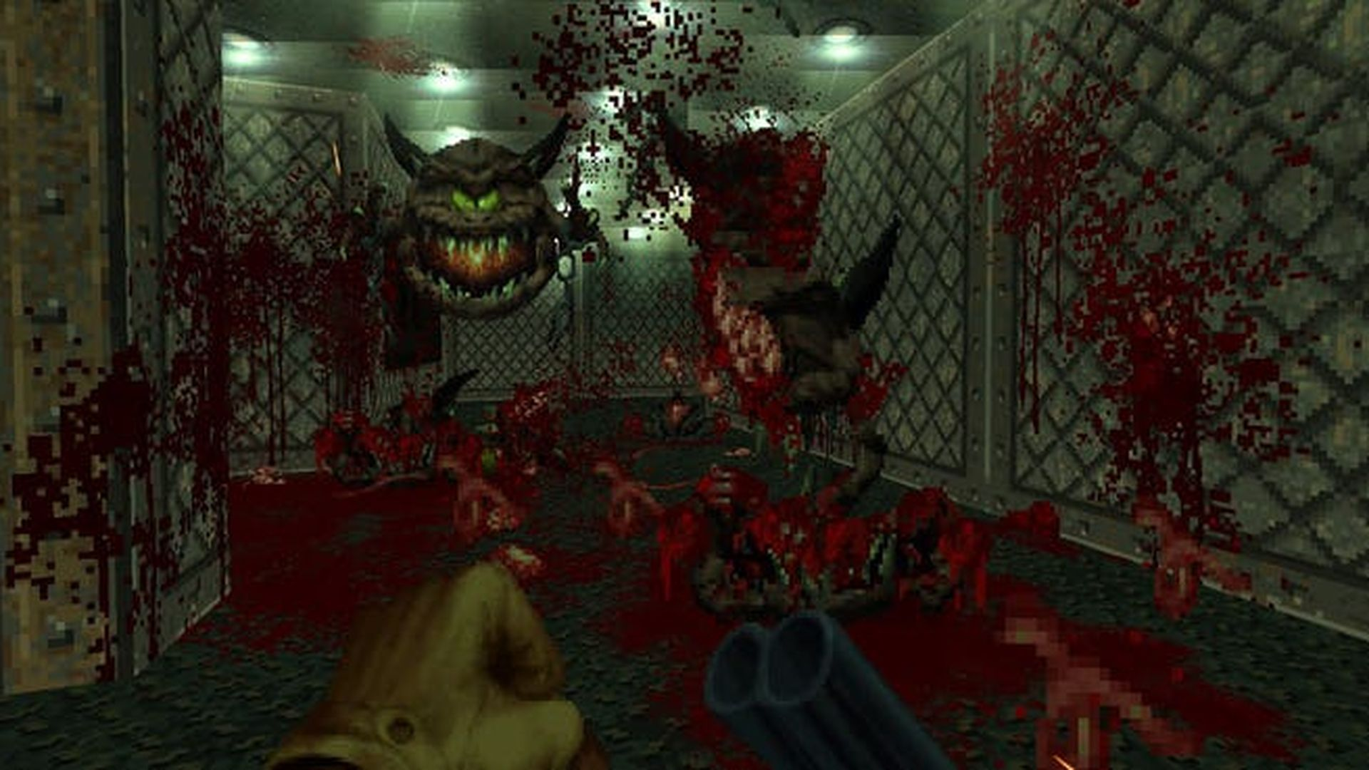 New Doom 64 entry pops up on European rating boards screenshot