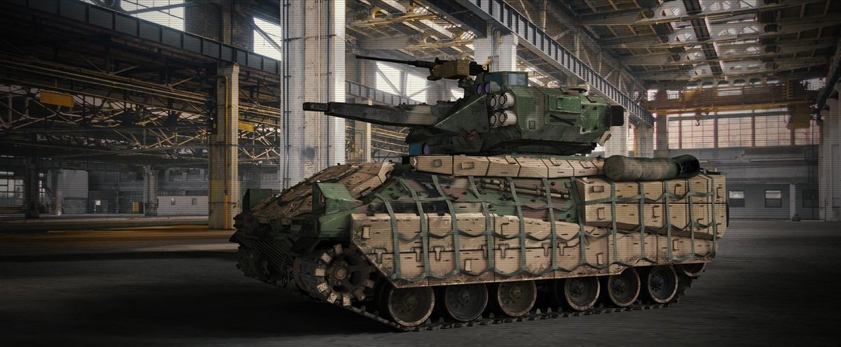 Call of Duty: Modern Warfare reintroduces killstreaks, brings a big tank for one screenshot