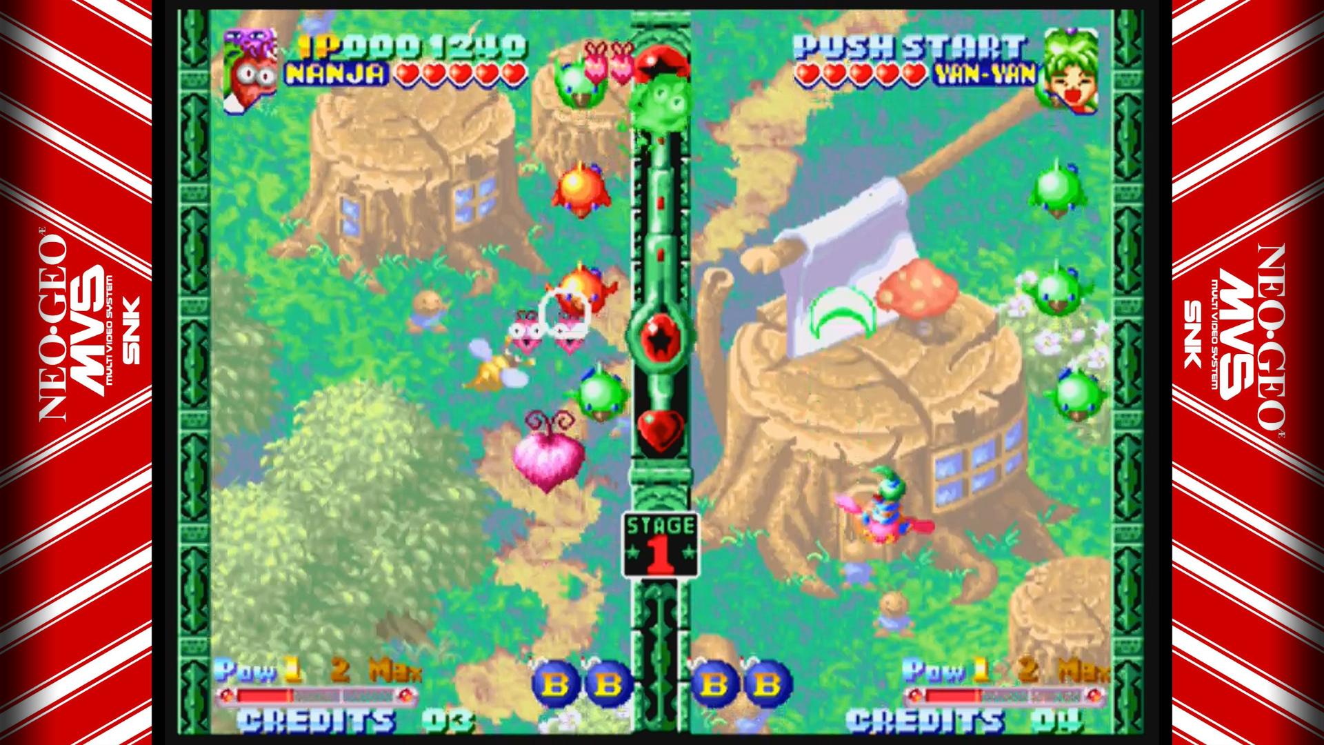 The Samurai Shodown Neo Geo Mini has better games, but it's still