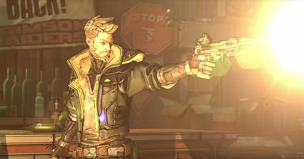 Borderlands 3 introduces us to veteran trouble-shooter Zane Flynt screenshot