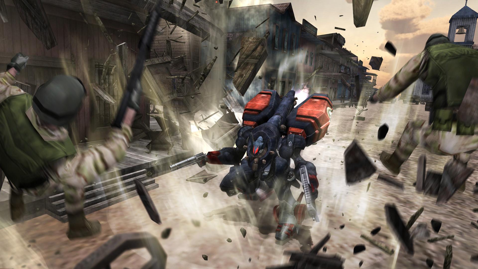 Metal Wolf Chaos XD guide: five quick tips to help you blow stuff up screenshot