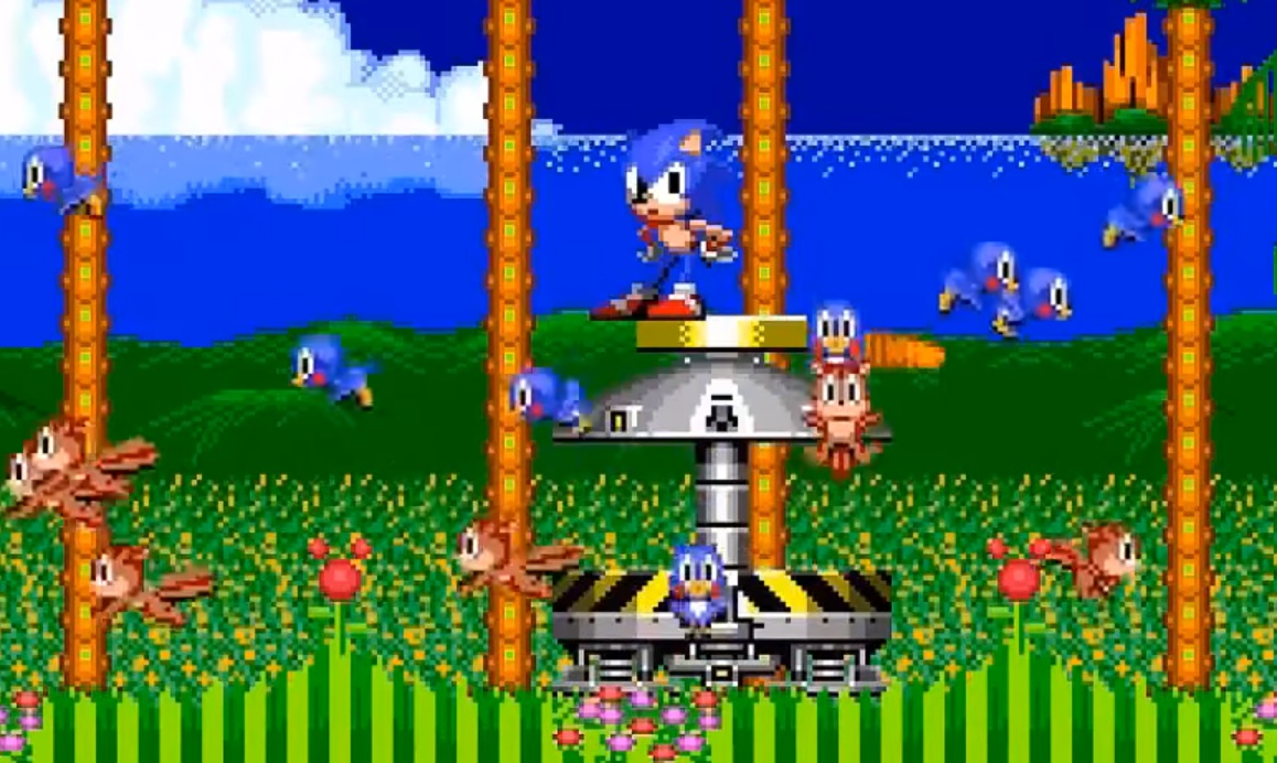 Sega wants to hear about your memories of the Genesis screenshot