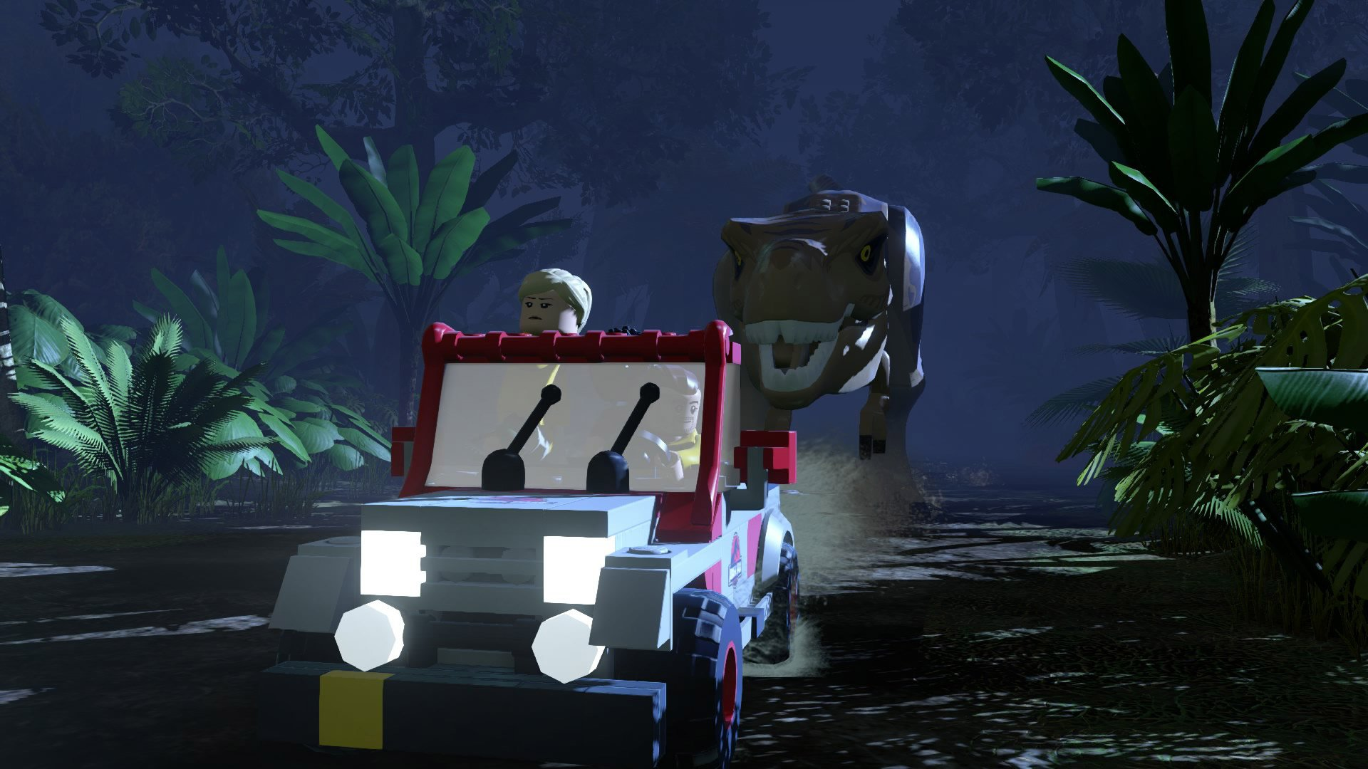 Lego Jurassic World Is Up Next For Nintendo Switch